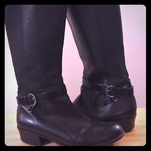 Naturalizer riding boots - so comfy!